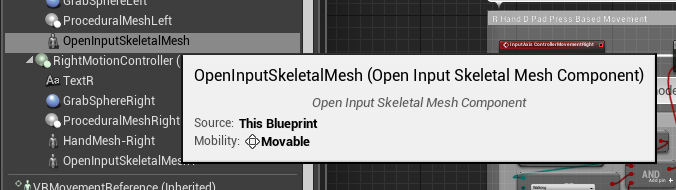 Open VR Input HowTo – VR Expansion Plugin